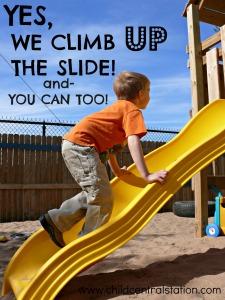 Yes-Climb-Slide